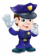 aranyos-rendőrség-férfi-stop-mosoly