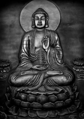 buddha áldás