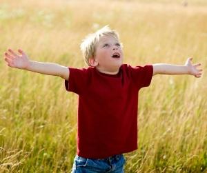 spiritualis gyermekneveles