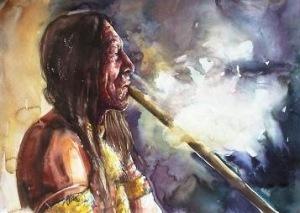 Indián furulya