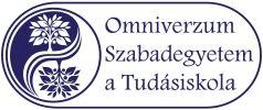 logo kék